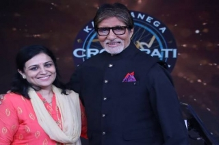 Binita Jain: Playing with Amitabh Ji is a 'Dream Come True' moment