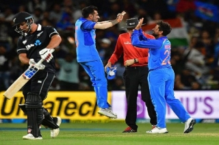 Will Team India be able to clinch T20 series against the Kiwis?