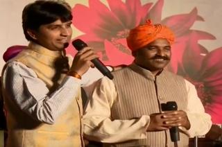 Holi 2019: Kumar Vishwas, Samandar Khan's mesmerising performances