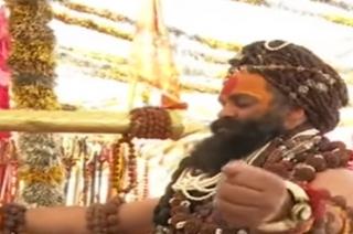 Maha Kumbh: Sadhus pray for terrorism-free world in Prayagraj