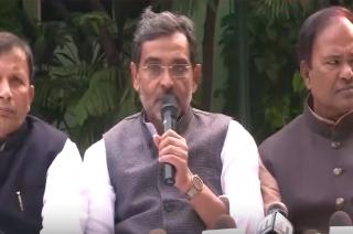 RSLP chief Upendra Kushwaha quits BJP-led NDA