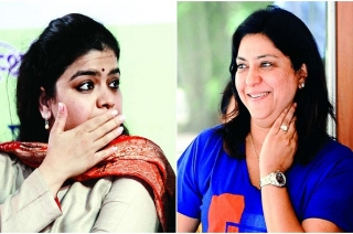 Lady Leader: It's Poonam Mahajan vs Priya Dutt in Mumbai North Central