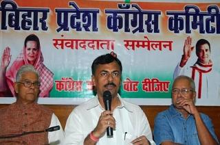 Shatrughan Sinha took a right decision: Prem Chandra Mishra