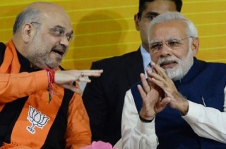 Polls 2019: PM Narendra Modi, Amit Shah to cast their votes shortly
