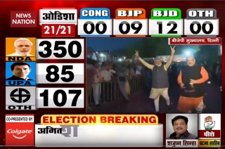 Election Results 2019: Mega coverage of PM Modi's event at BJP office