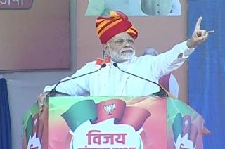 PM Modi in Ajmer: BJP not in habit of lying to people