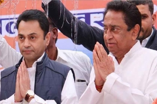 What Kamal Nath's son Nakul said on controversy over sons in Congress