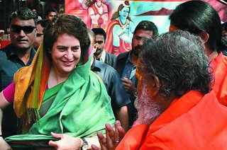 '70-year' rhetoric has expiry date, now BJP in power: Priyanka Gandhi