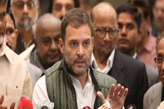 Why was Rs 526 crore Rafale aircraft bought at Rs 1600 crore, asks Rahul Gandhi