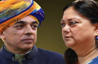 Satta Ka Semifinal: Manvendra Singh to fight against CM Vasundhara Raje in Rajasthan polls