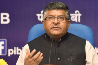 Ravi Shankar Prasad hits back at Congress over bribe allegations