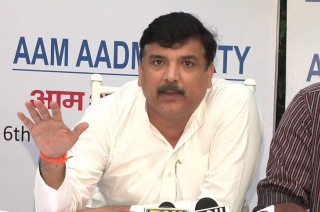 Tried our best for alliance with Congress, says AAP's Sanjay Singh