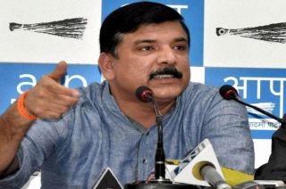 BJP leaders are not 'chowkidars' but traders of hate: Sanjay Singh