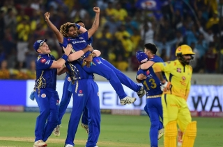 Mumbai Indians lift 4th IPL trophy with 1-win over CSK