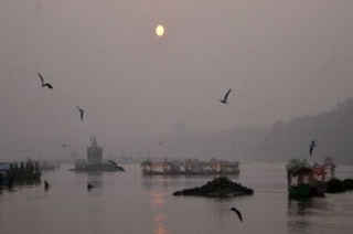 Rahasya: Every pebble on Narmada's riverbed takes the shape of a Shivalinga