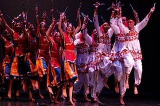 Gujarat celebrates Navratri with traditional Garba