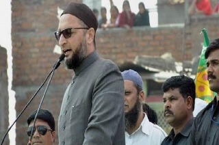 Amit Shah's name is of Persian origin, should change that first: Owaisi