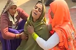 Pulwama Attack: Family members of CRPF jawan Jeet Ram mourn his loss