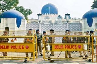 Separatist Ahsan Untoo arrested outside Pakistan High Commission