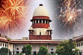 No blanket ban on firecrackers: Supreme Court