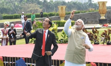 Modi in Indonesia: The threads that bind