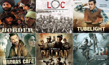 Uri trailer released: Bollywood films based on Indian Army