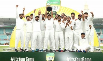 India achieve historic first in Australia after winning a Test series for first time in 71 years
