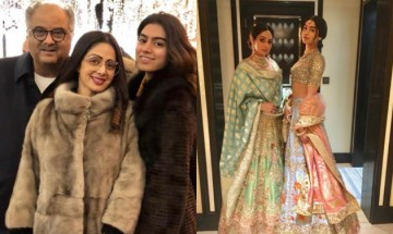 Sridevi death anniversary: 6 photos of veteran actress with her family that will make you emotional
