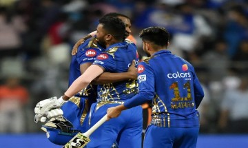 IPL 2019: Mumbai Indians qualify for playoffs after tie with Sunrisers Hyderabad