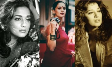 Happy Birthday Madhuri Dixit: Exquisitely beautiful throwback photos of actress to make you go 'Dhak Dhak'