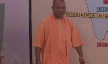 In Pictures: Yogi Adityanath, Nitish Kumar among early voters in last phase of LS Polls grand finale