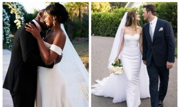 Check out these gorgeous wedding pictures of Hollywood celebrities who exchanged their 'rings' this 2019