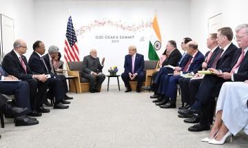 G20 Summit in pics: PM Modi holds talks with Donald Trump, Shinzo Abe in Osaka