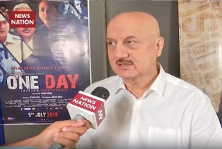 Exclusive: What Anupam Kher says on film- One Day: Justice Delivered