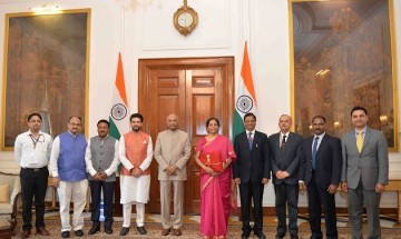Bahi Khata 2019: Ahead of maiden Budget of Modi 2.0 govt, here are a few glimpses into a busy day at Parliament