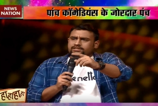 Holi 2019: Sand-up comedian Indra Sahni's hilarious performance
