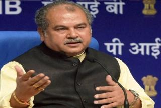 What Narendra Singh Tomar says over Narendra Modi swearing-in