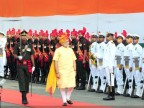 In Pics: PM Narendra Modi on 71st Independence Day | Glimpses from celebrations at Red Fort