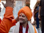 In Pictures: Rahul Gandhi on Ajmer, Pushkar tour in poll-bound Rajasthan