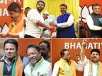 Tom Vadakkan to Biswajit Chatterjee, top leaders who joined BJP