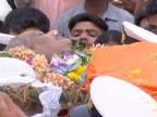 Manohar Parrikar funeral: PM Modi, Nitin Gadkari, other leaders pay tribute