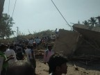 Under-construction building collapses in Karnataka's Dharwad, several feared trapped