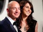 $35 billion divorce: MacKenzie to become world's 3rd richest person after divorce from Jeff Bezos