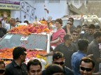 Priyanka Gandhi holds mega roadshow in Fatehpur, criticises Modi-led BJP government over false promises