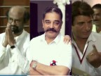 Lok Sabha 2nd Phase Election day: Rajinikanth, Kamal Hassan, Raj Babbar cast their votes