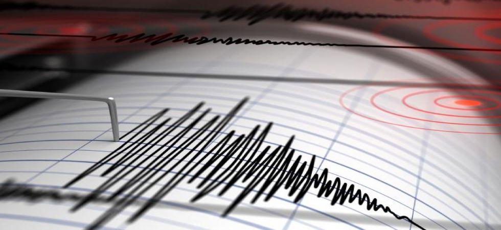 Earthquake hits the entire Northeast (File Photo)