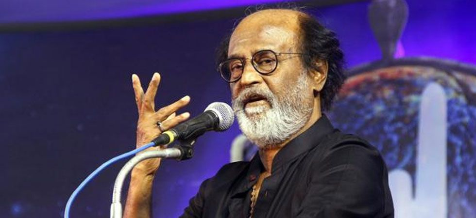 Rajinikanth also praised Shah for his speech in Parliament on the Kashmir issue. (File Photo: PTI)