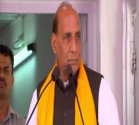 Pakistan Has No Locus Standi On Kashmir, Talks Only On PoK Now: Rajnath Singh In Ladakh
