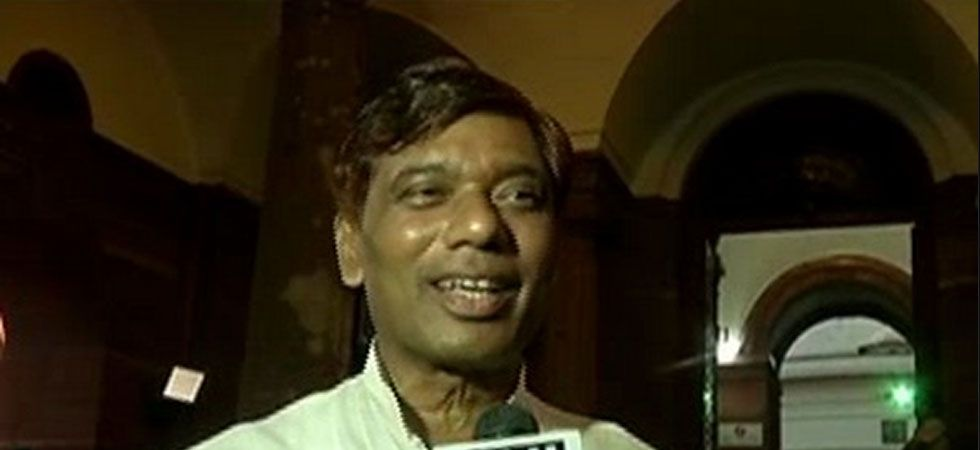 57-year-old Ram Chandra Paswan was an MP from Bihar's Samstipur. (Image Credit: ANI)
