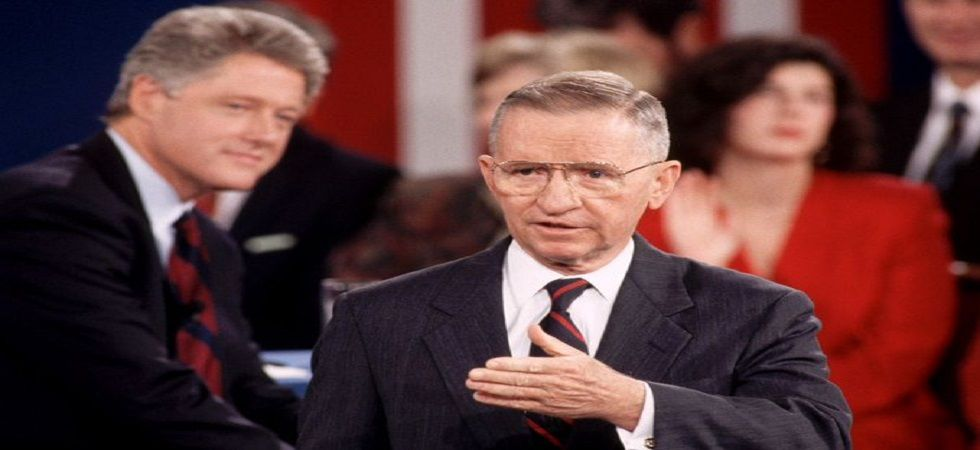 US billionaire Ross Perot, who twice ran for president, passes away
